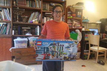 "lego city –  בזק""א הגשימו חלום"