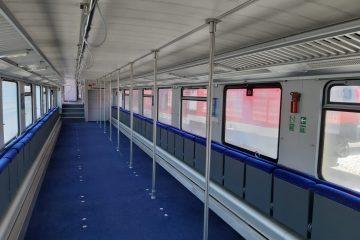 רכבת ישראל מציגה: עומס? מושבים קטנים