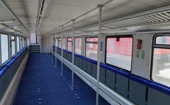 קרון אורבני ברכבת ישראל