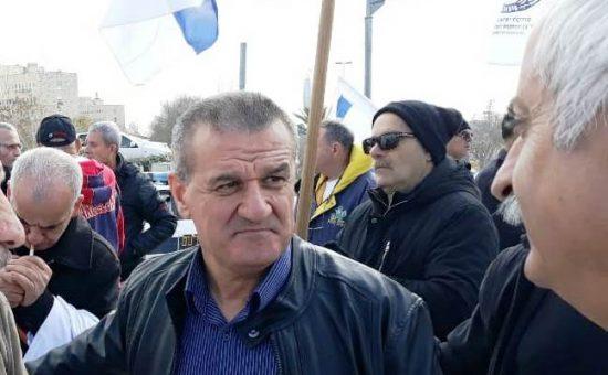 חבר כנסת לשעבר סאלח סעד