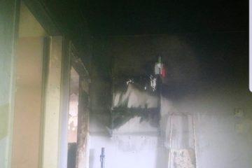חדרה: בן 22 הצית את הבית כשהוריו בתוכו