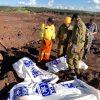 תיעוד: המשלחת הישראלית חילצה גופות בברזיל