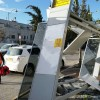 נס בירושלים: התחנה התפרקה ונשברה; 4 נפגעים