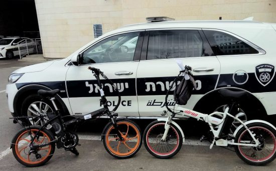 אופניים גנובים