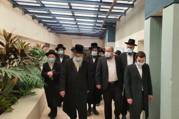 בית הדין לרפואה ביקר במרכז הרפואי