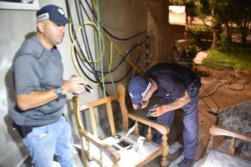 תיעוד: נעצרו 22 סוחרי סמים ונשק