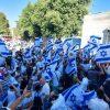'תחושת נצחון': אלפים ב'ריקודגלים'
