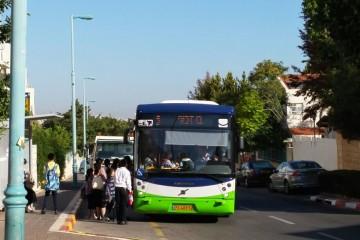 בני ברק: תקפו נהג אוטובוס שסירב להסיעם ללא תשלום