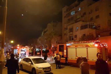 קרית בעלזא: 2 ילדים נפגעו בשריפה בירושלים