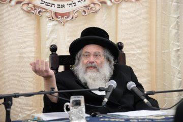 שש – שלוש: החסידים שפרשו מאגודת ישראל