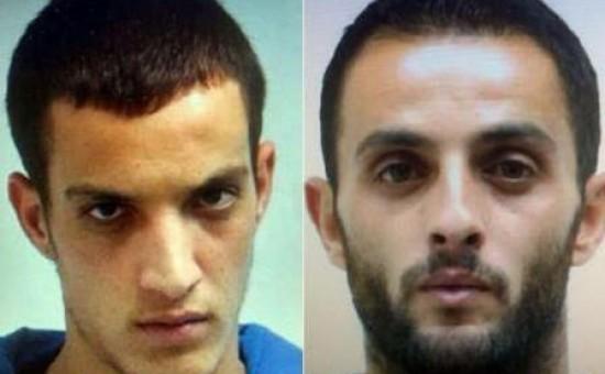 שני המחבלים שביצעו את הטבח בבית הכנסת