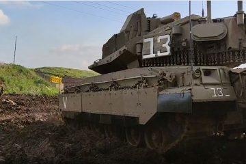תיעוד: הטנקים נכנסו לעזה