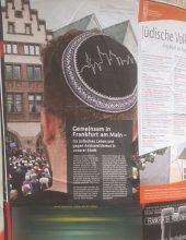 העירייה בקמפיין: למען יהודים, נגד אנטישמיות