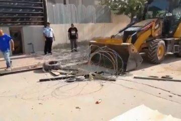 צפו: הבדואים השתלטו על הכביש – השוטרים שיחררו