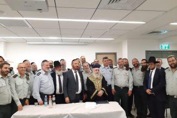 הרבנות הראשית פגשה את הרבנות הצבאית