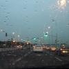 הגשם חזר ליום אחד, בחמישי כבר שרבי