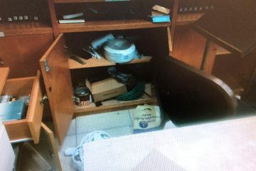 אשדוד:תפילין וקופות נגנבו בבית הכנסת