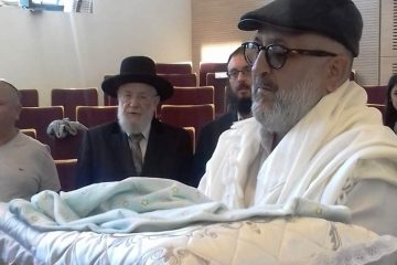 קידוש ה': מהפכן השבת שהשתלט על נמל תל אביב