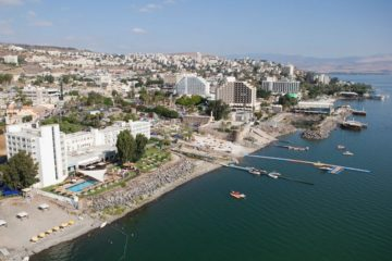 כאן משקיעים: מלון מהדרין חדש בטבריה