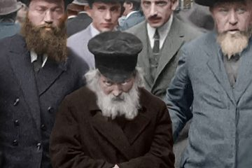 אחרי 105 שנים: מכתבו של 'החפץ חיים'