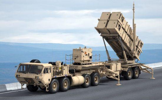 מערכת 'יהלום' לטילי פטריוט: MIM-104 Patriot