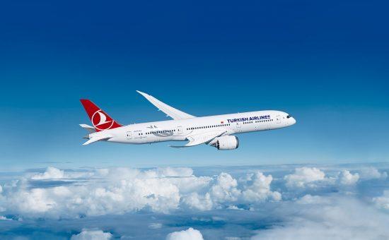 מטוס של חברת טורקיש איירליינס