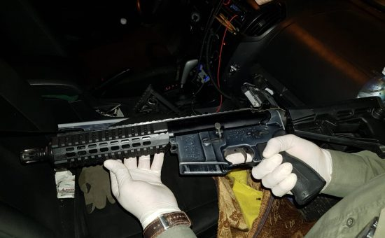 נשקים נתפסו באום אל פאחם