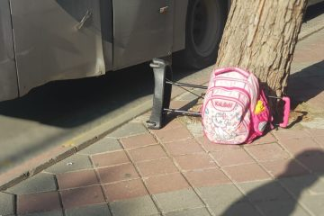 מודיעין עילית: הילדה שחזרה מבית הספר נפגעה מרכב