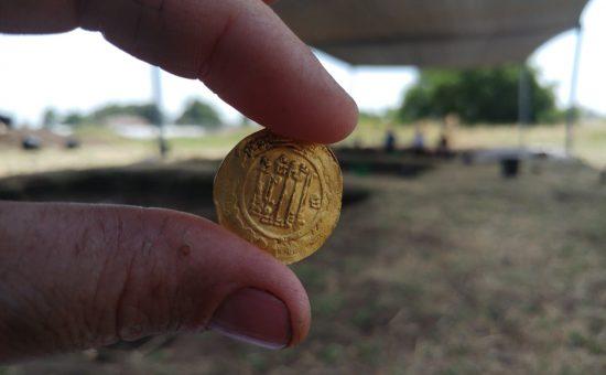 מטבע זהב, צילום: ניקול גוטמן, תוכנית קרב