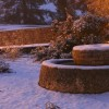 אכזבה בירושלים: השלג לא נערם; הלימודים כרגיל