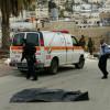 לא שקט בפורים: חייל נפצע בפיגוע דקירה בחברון