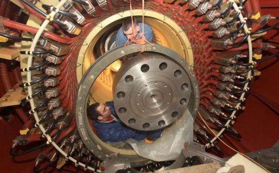 שיפוץ בחברת חשמל, צלם: יוסי וייס, חברת החשמל