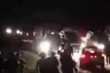 הדריסה, היריות והצעקות: תיעוד דרמטי מהרגעים הקטלניים