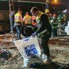 האסון: 4 הרוגים ו-14 פצועים