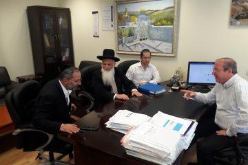 מחזקים את מעמד בתי הדין הרבניים