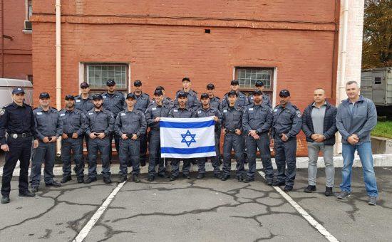 שוטרים ישראלים באומן