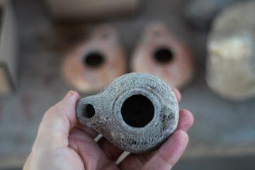 תגלית: מפעל הנרות של רמת בית שמש