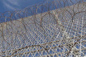 תיעוד: הקמת המכשול העילי בגבול עזה