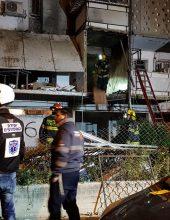 שוב באשדוד: מרפסת קרסה מפיצוץ גז – אשה נפגעה