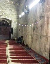 הוואקף חונך את המסגד בשער הרחמים