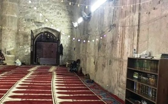 מסגד שער הרחמים