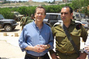 """הרצוג מתריע: """"איראן מבקשת לכונן שתי חזיתות מול ישראל"""""""
