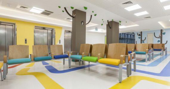 והזוכה במצוינות הוא: בית החולים הצבעוני לילדים