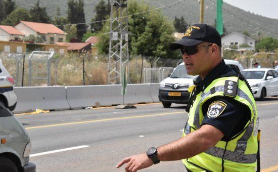שוטר במירון