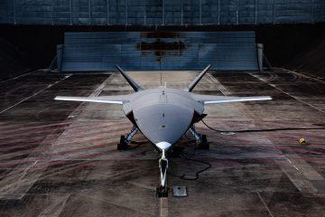 בואינג אוסטרליה הריצה את מנוע מטוס ה-Loyal Wingman הראשון