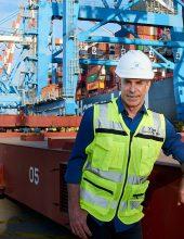 גם בקורונה: הישג בנמל אשדוד
