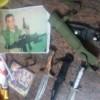 """כוחות הביטחון תפסו תחמושת ואמל""""ח שיועדו לטרור"""
