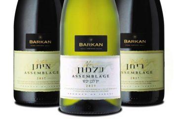 יקב ברקן מציג את סדרת יינות אסמבלאז'