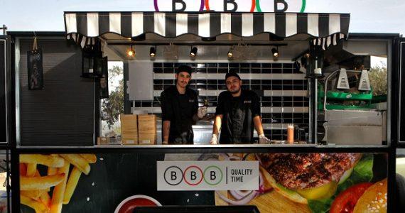 BBB על גלגלים: הכירו את ה-truk food הכשר הראשון בישראל