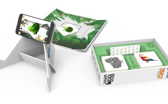 BIMBOX - משחק זיכרון דיגיטלי